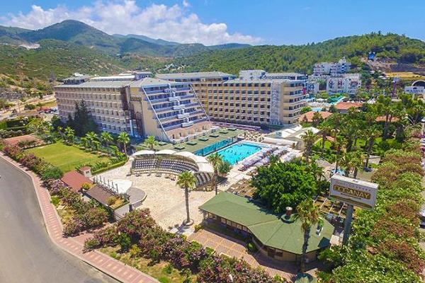 Hotel Beach Club Doganay 600x400