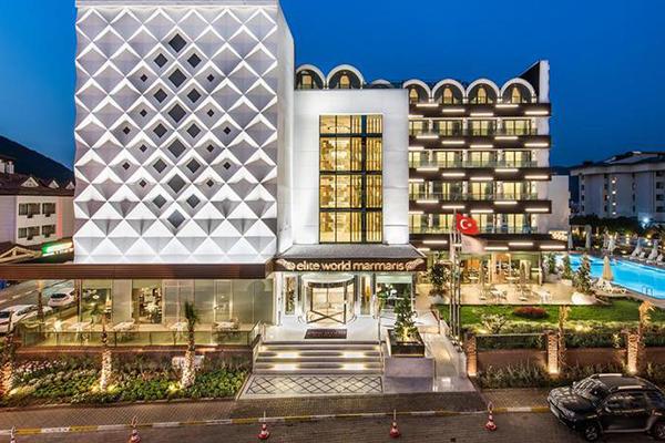 Hotel Elite World Marmaris 600x400