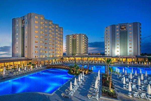 Hotel Grand Park Lara 600x400