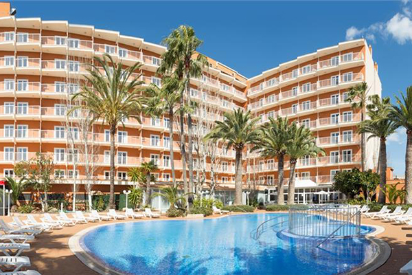 Hotel HSM Don Juan 600x400