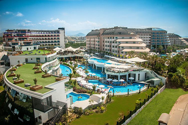 Hotel Long Beach Resort & Spa 600x400