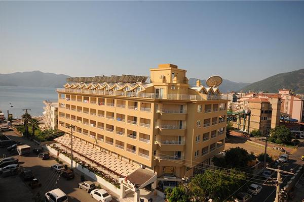 Hotel Mert SeaSide 600x400