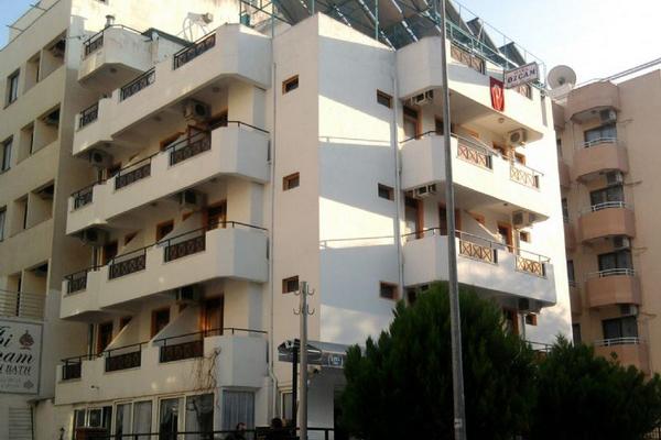 Hotel Ozcam 600x400
