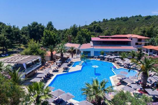 Hotel Poseidon Resort 600x400