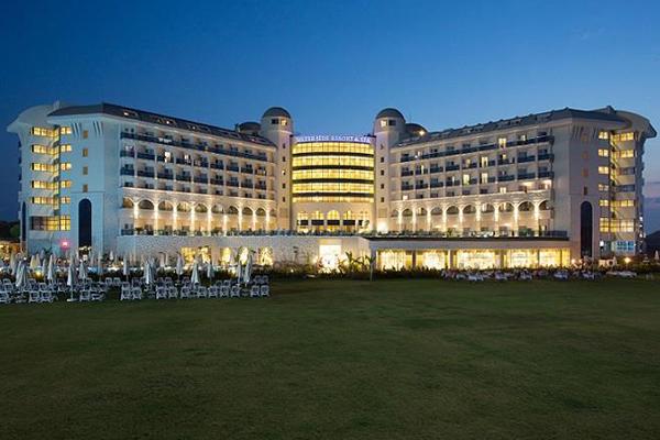 Hotel Water Side Resort 600x400