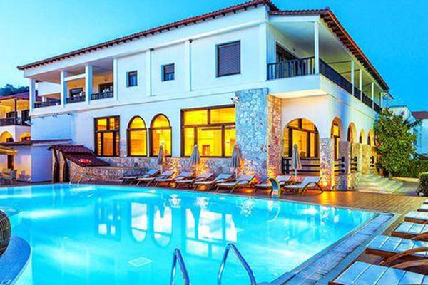 Hotel Xenios Possidi Paradise 600x400