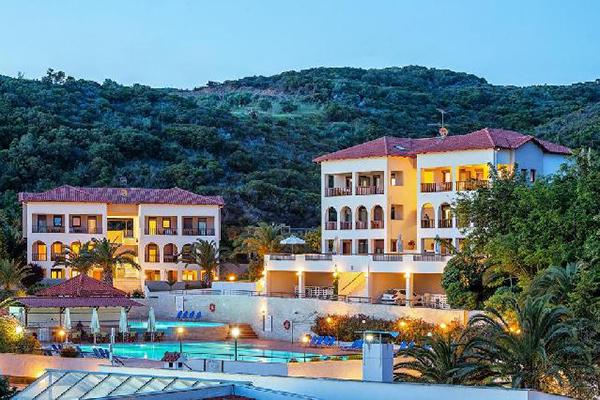 Hotel Xenios Theoxenia 600x400