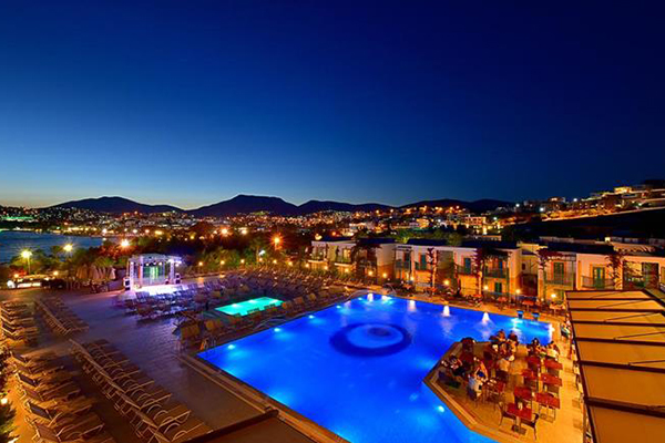 Jasmin Beach Hotel 600x400