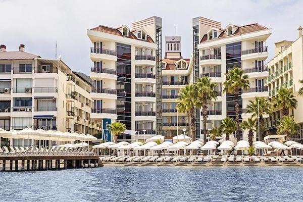 Poseidon Hotel 600x400